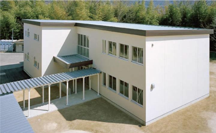 向陽中学校校舎 増築工事