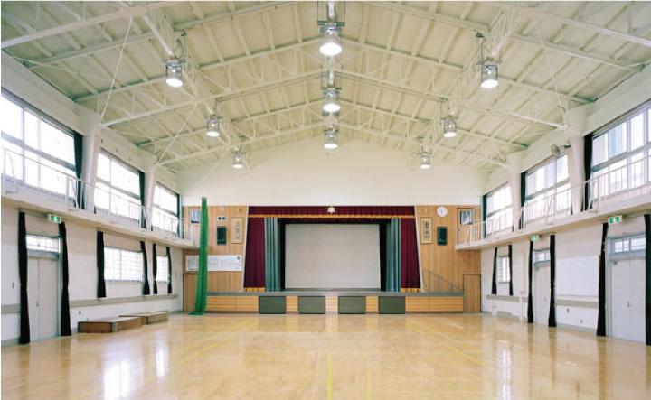 広島県立広島南特別支援学校校舎 耐震改修・内部改修工事