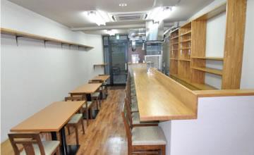 店舗 改修工事
