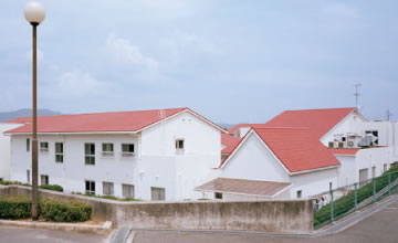 施設 屋根・外壁改修工事